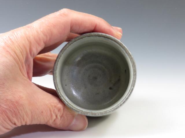 埼玉県のやきもの 飯能焼酒器ぐい呑