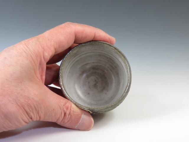 栃木県やきもの 益子焼の酒器ぐい呑
