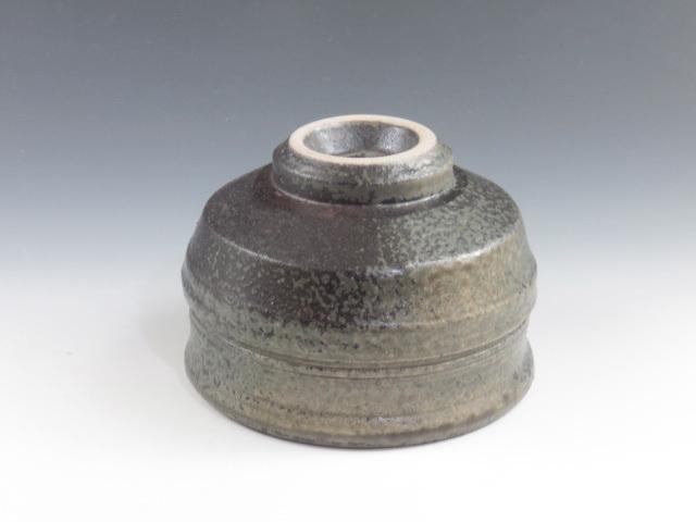 栃木県のやきもの つが野焼の酒器ぐい呑