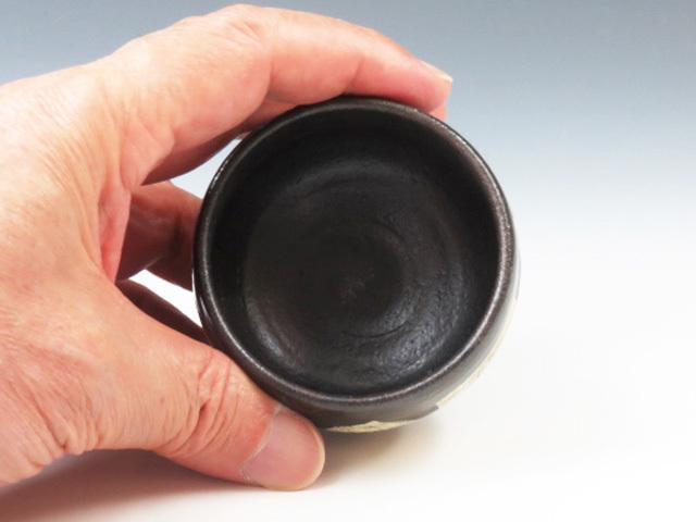 石川やきもの 九谷焼の酒器ぐい呑