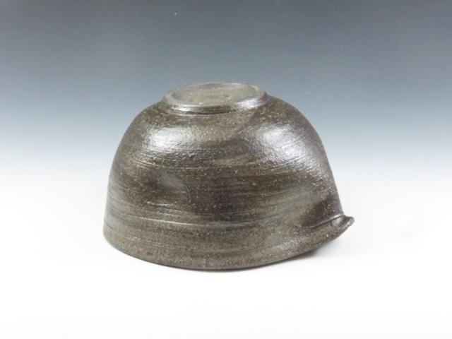 石川やきもの 珠洲焼の酒器片口注器