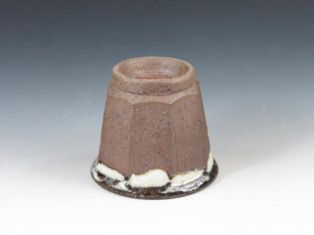 島根県やきもの 石見焼の酒器ぐい呑