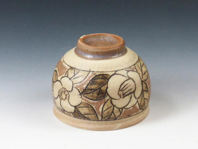 福岡県の焼き物 上野焼酒器ぐい呑