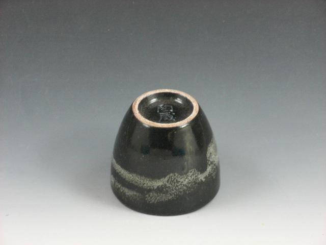 鹿児島県のやきもの 薩摩焼酒器ぐい呑