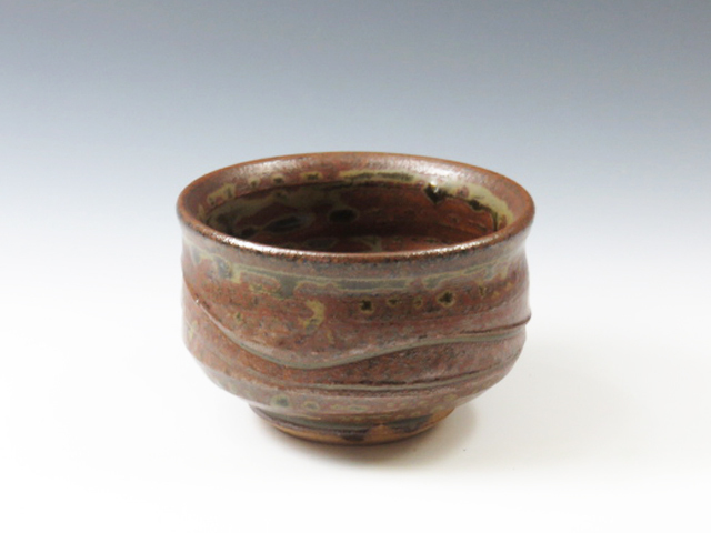 福岡県やきもの 小石原焼の酒器ぐい呑