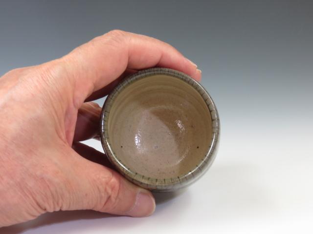 鹿児島県やきもの 薩摩焼の酒器ぐい呑