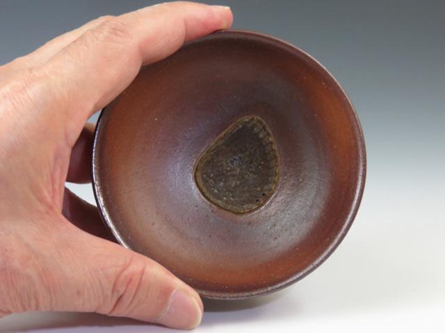 熊本県やきもの 小代焼の酒器ぐい呑