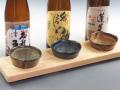 岐阜県のやきもの 小糸焼の利き酒三昧